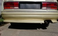 Beige Mitsubishi Galant for sale in Las Piñas City
