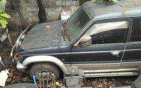 Sell Blue Mitsubishi Pajero Wagon (Estate) in Mandaluyong