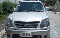 Selling Silver Mitsubishi Adventure in Quezon City