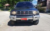 Black Mitsubishi Pajero 2002 for sale in Las Piñas