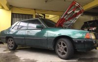 Green Mitsubishi Galant 1987 for sale in San Fernando