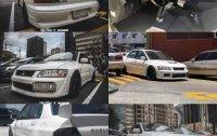 Selling White Mitsubishi Lancer Evolution in Manila