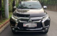 Black Mitsubishi Montero for sale in Manila