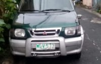 Selling Green Mitsubishi Adventure in Pasig