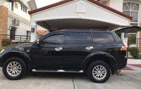 Black Mitsubishi Montero 2012 for sale in Manila