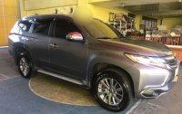 Selling Grey Mitsubishi Montero in Manila