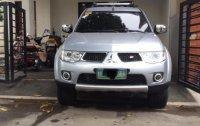 Silver Mitsubishi Montero for sale in Pasig City