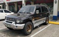 Selling Black Mitsubishi Pajero in Biñan