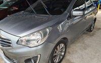 Silver Mitsubishi Mirage 2019 for sale in Parañaque