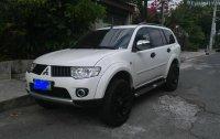 White Mitsubishi Montero for sale in Quezon City