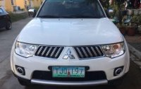 White Mitsubishi Montero 2011 for sale in Cagayan de Oro