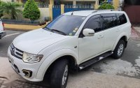 White Mitsubishi Montero for sale in Cainta