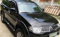Black Mitsubishi Montero sport for sale in Manila