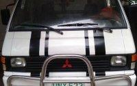 White Mitsubishi L300 FB Manual 1997 for sale in Quezon City