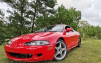 Red Mitsubishi Eclipse 1998 for sale in Baguio City