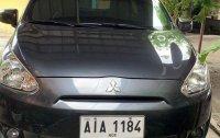 Black Mitsubishi Mirage for sale in Muntinlupa