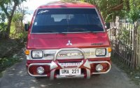 Red Mitsubishi L300 1998 for sale in Jalajala
