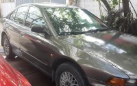 Selling Grey Mitsubishi Galant 1999 in Manila