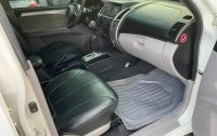 Selling White Mitsubishi Montero 2014 SUV at 60614 km in Manila