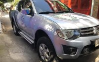 Silver Mitsubishi Strada for sale in Manila