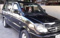 Selling Black Mitsubishi Adventure in Manila