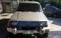 Selling Silver Mitsubishi Pajero 2003 in Manila