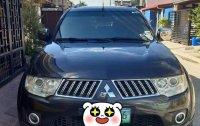 Sell Black Mitsubishi Montero sport in Manila