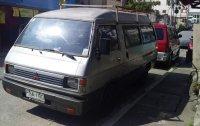 Selling White Mitsubishi L300 in Mandaluyong
