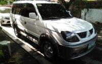 Selling Pearl White Mitsubishi Adventure in Mandaue