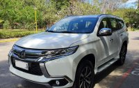 White Mitsubishi Montero 2016 for sale in Laguna
