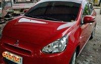 Sell Red 2015 Mitsubishi Mirage in Santa Maria