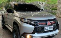 Sell Silver Mitsubishi Montero sport in Quezon City
