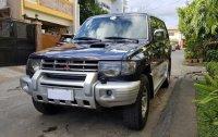 Selling Black Mitsubishi Pajero in Quezon City