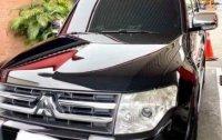 Selling Black Mitsubishi Pajero in Marikina