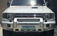 Pearl White Mitsubishi Pajero for sale in Manila