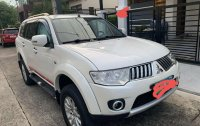 Sell White 2012 Mitsubishi Montero in Las Piñas