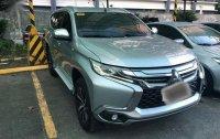 Silver Mitsubishi Montero 2017 for sale in Makati