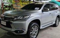 Silver Mitsubishi Montero 2018 for sale in Manila