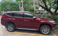 Red Mitsubishi Montero Sport 2016 for sale in Manila