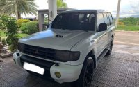 White Mitsubishi Pajero 2003 for sale in Mandaluyong