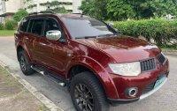 Selling Maroon Mitsubishi Montero 2013 SUV / MPV in Manila