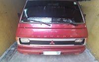 Red Mitsubishi L300 2005 for sale in Manila