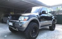 Black Mitsubishi Pajero 2004 for sale in Mandaluyong
