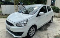 White Mitsubishi Mirage 2016 for sale in Santa Maria