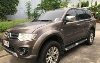 Selling Brown Mitsubishi Montero 2015 in Santa Rosa