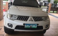Selling White Mitsubishi Montero 2010 in Cebu City