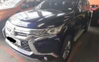 Black Mitsubishi Montero 2016 for sale in Rizal