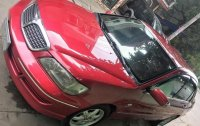 Red Mitsubishi Lancer 2004 for sale in Guagua