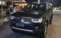 Black Mitsubishi Montero Sport 2011 for sale in Valenzuela