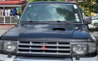 Selling Black Mitsubishi Pajero 2004 in Laguna
